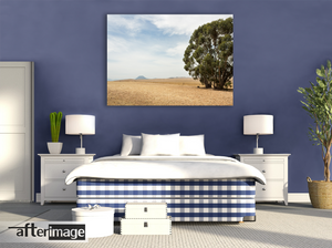 """Die Platteland"" - Landscape Printed Canvas set - afterimage.canvas"