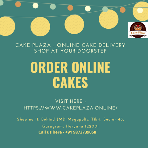 Order online cakes
