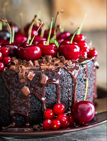 Birthday Chocolate cake online delivery