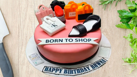 shopping-theme-cake-design