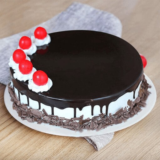Chocolacious Black Forest