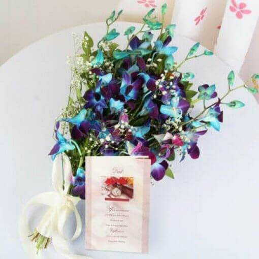 blue-orchid-bunch-with-card