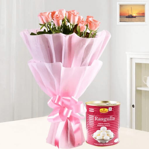 pink-roses-bouquet-with-rasgulla-can