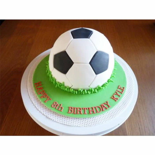 half-shape-football-look-cake