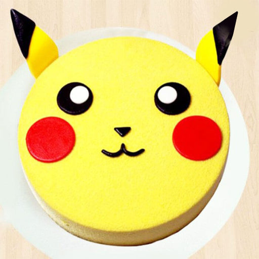 pikachu-cartoon-cake