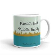 Load image into Gallery viewer, Sea kayaking Mug - World's Best Paddle Buddy