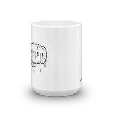 Load image into Gallery viewer, Sea kayak Tattooed Knuckles – Coffee Mug