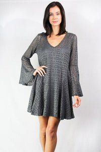 Shades of Grey LS Dress
