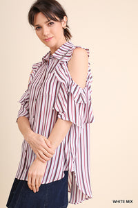 Striped CS Button Down