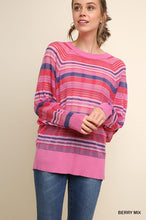Berry Mix Light Sweater