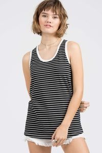 Round Neck Stripe