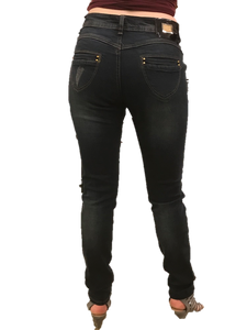 Dark Skinny Denim