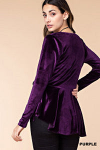 Purple Surplice V