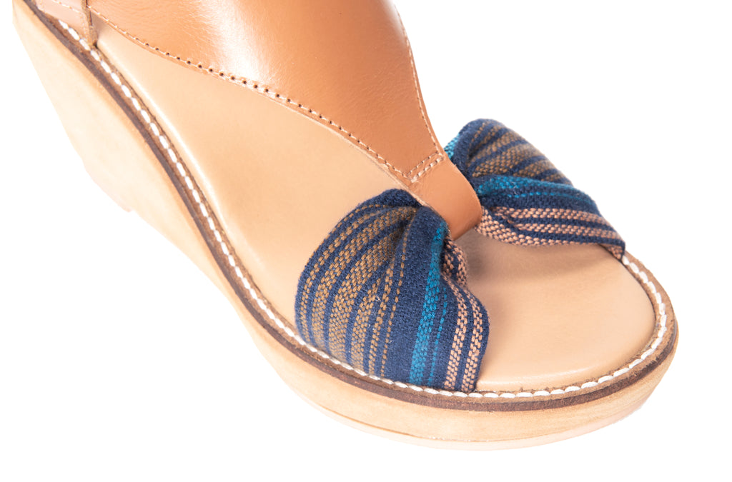 Jacquard Upper Wedge