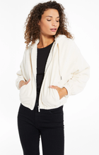 Load image into Gallery viewer, Zsupply Camille Cord Bomber Jacket