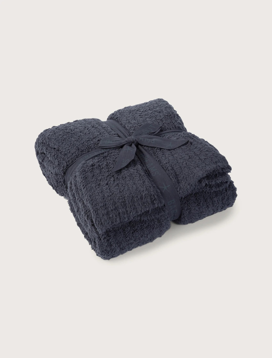 CozyChic® Ribbed Throw - Charcoal