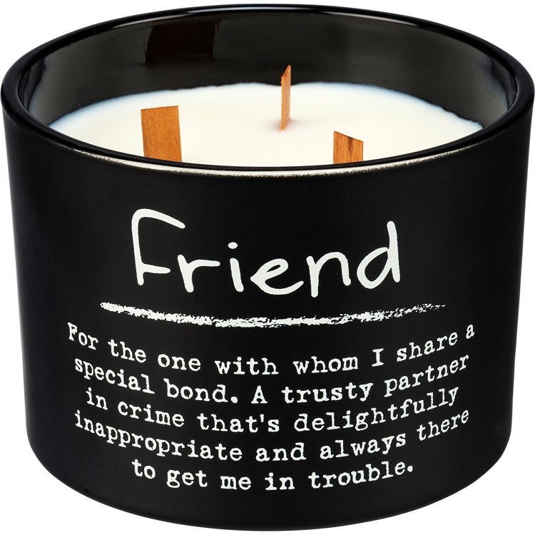 Jar Candle - Friend