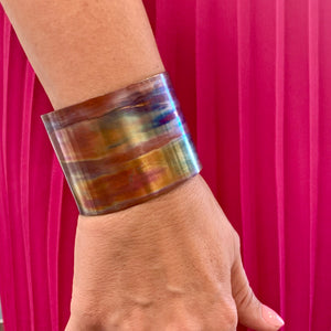 RK Large Rainbow Cuff