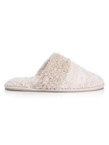 CozyChic® Barefoot Dreams Slipper Color Silver - Pearl