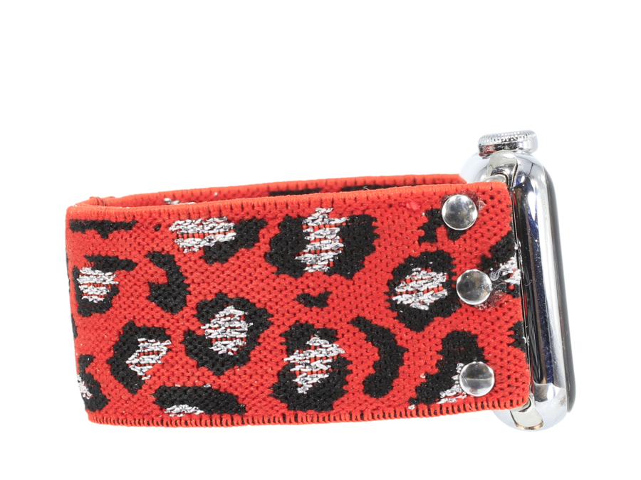 Erimish Apple Watch Band- Johnny Leopard