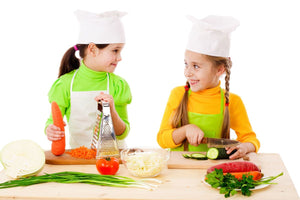 Elementary School Culinary Arts Classes - Our Lady of Loretto School 3/5th Grade