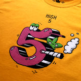 HIGH 5 - Yellow