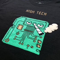 HIGH TECH - Black