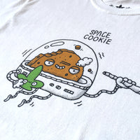 SPACE COOKIE - White