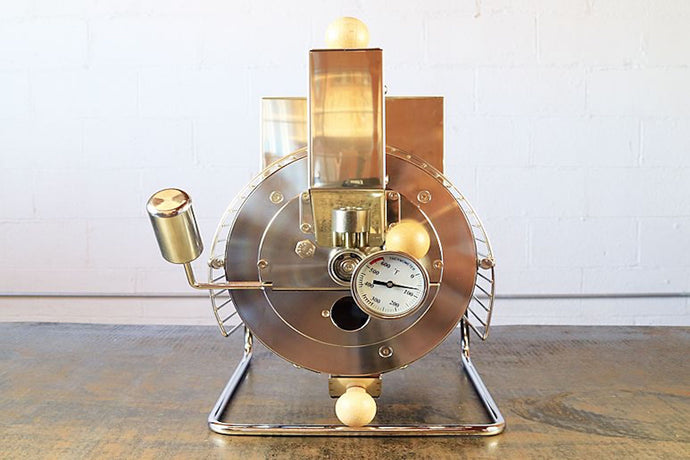 Sample Roasting Workshop