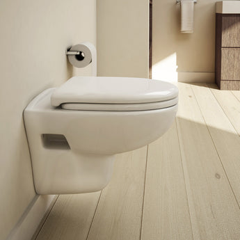 Ivo Soft Close Quick-Release Seat - GWP Bathrooms