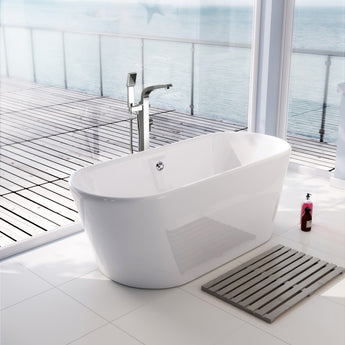 Essence 1700mm x 690mm Freestanding Bath - GWP Bathrooms