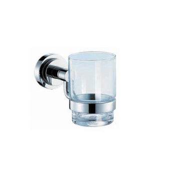 Tempus Glass And Holder - GWP Bathrooms