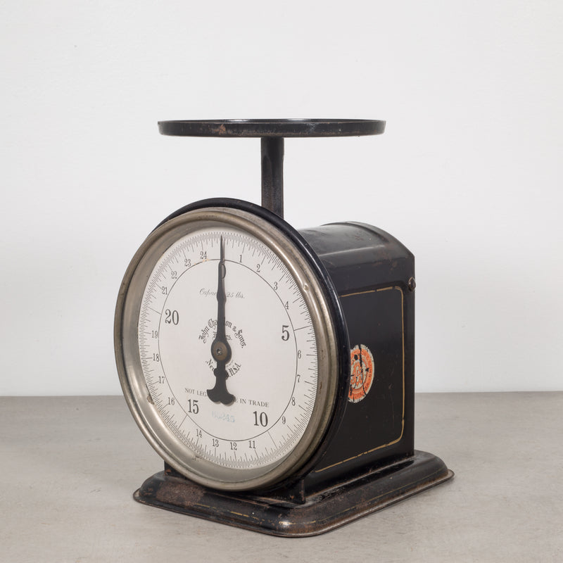19th c. Metal Scale c.1800s
