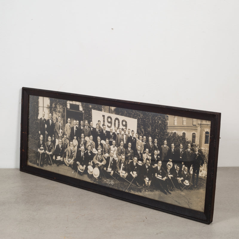 Ten Year Reunion Panoramic Photo c.1919