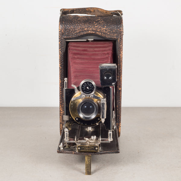 Large Antique Kodak No. 3A Folding Camera c.1903-1912