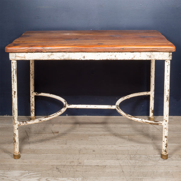 Early 20th c. Dairy Farm Work Table c.1900-1940