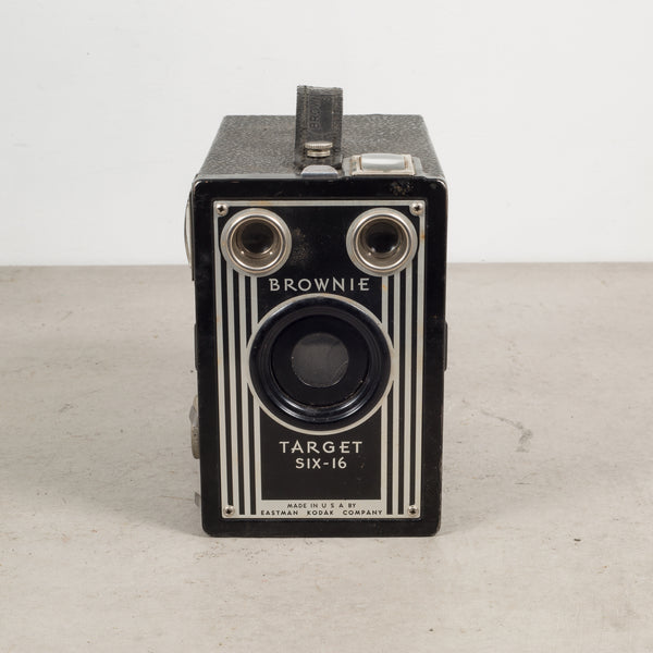 Brownie Target Six-16 Box Camera c.1946-1951