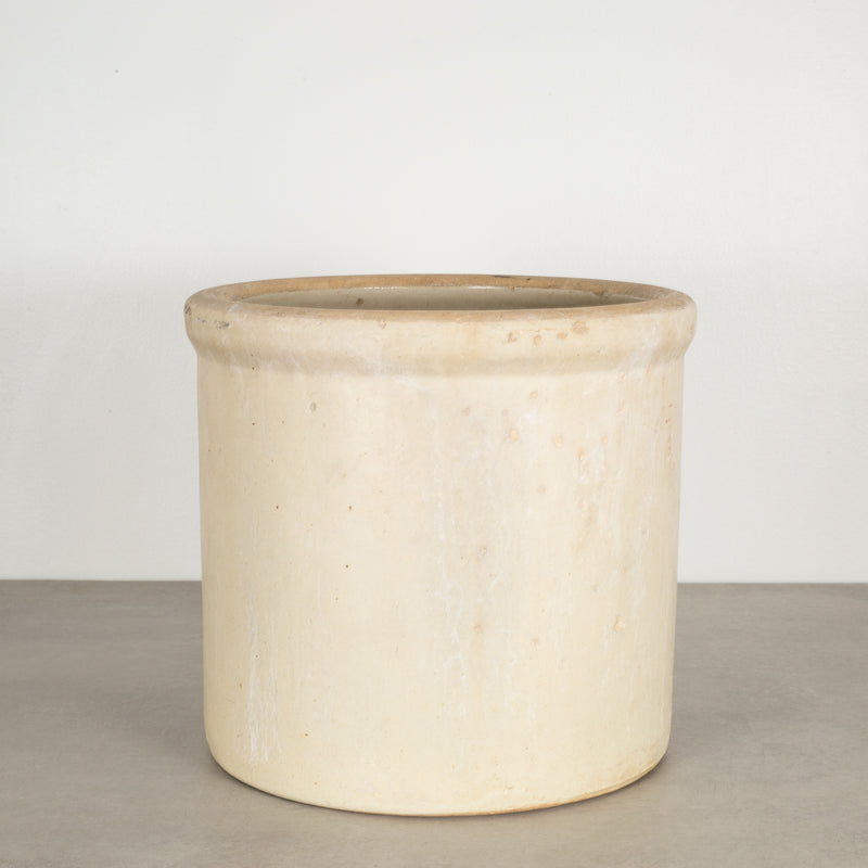Ceramic PIckling Crock by Garden City Pottery Company c.1920