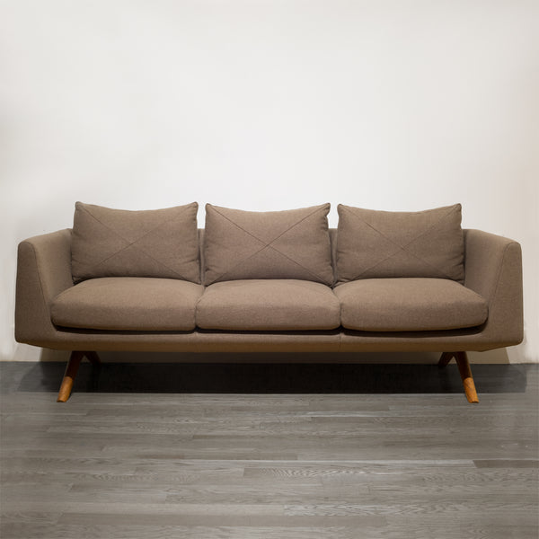 Hepburn 3 Seat Sofa designed by Mathew Hilton for De La Espada