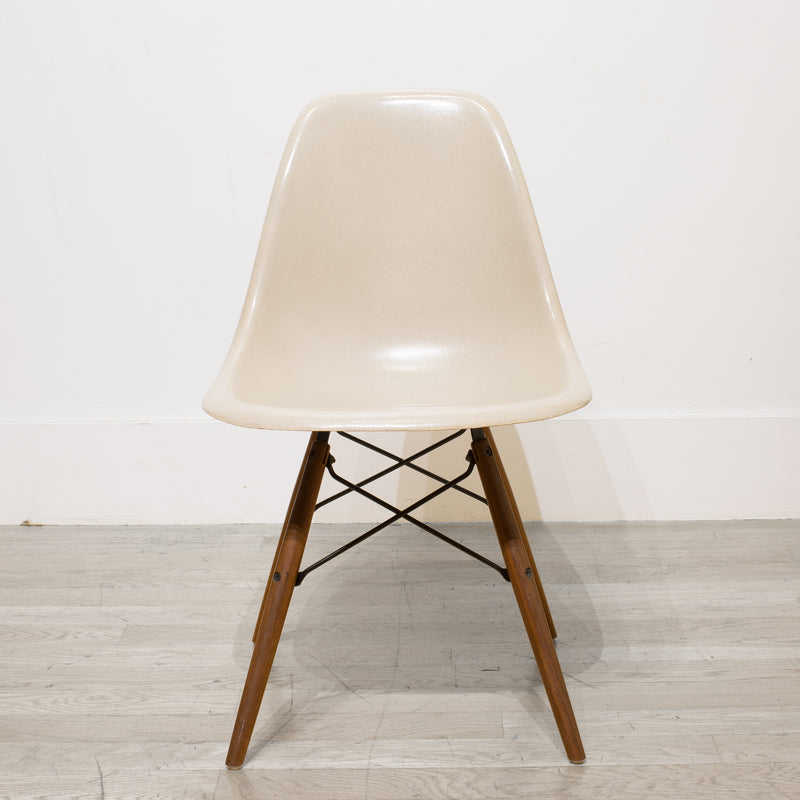 Eames for Herman Miller Fiberglass DSW Shell Chairs c.1950s