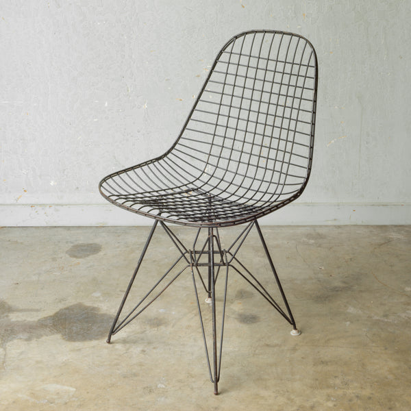 Eames for Herman Miller Wire DKR Chairs c.1950