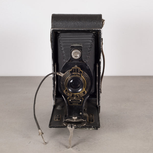 Antique Kodak No. 3A Folding Camera c.1910