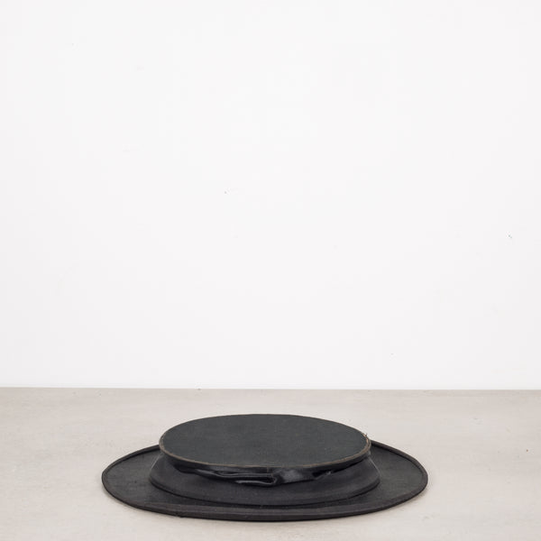 East German Collapsible Silk Top Hat c.1920-1950