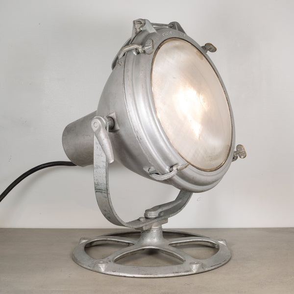 Antique Crouse Hinds U.S. Navy Spotlight c.1930
