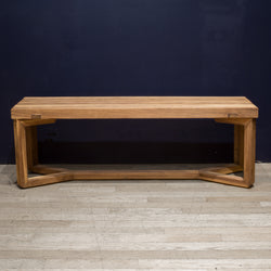 Handmade Walnut Bench/Coffee Table
