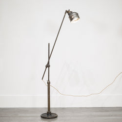 Industrial Table/Floor Lamp c.1890-1940