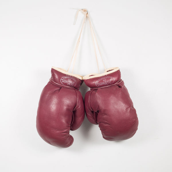 Vintage J.C. Higgins Leather Boxing Gloves c.1950-1960