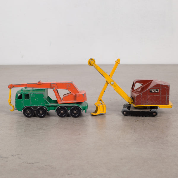 Lesney Die Cast Matchbox Series Toys c.1960