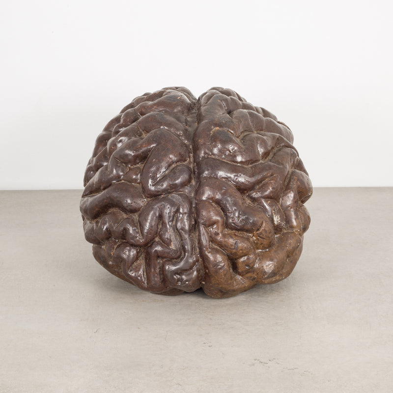 Lost Wax Casting of a Brain c.1940
