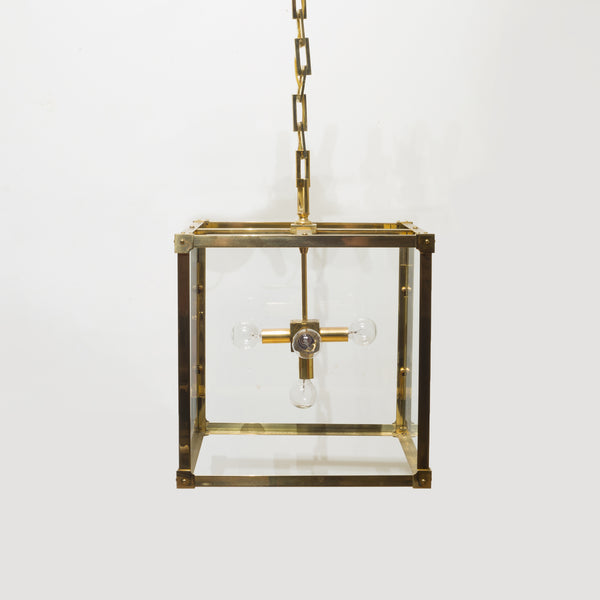 Marlowe 16 Lantern by Remains Lighting-4 Available